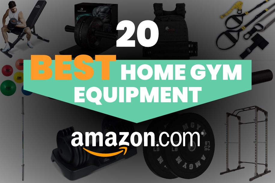 Best Home Gym Equipment On Amazon