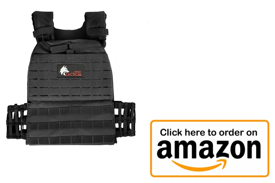 Weighted Vest - Building a Home Gym With Limited Space