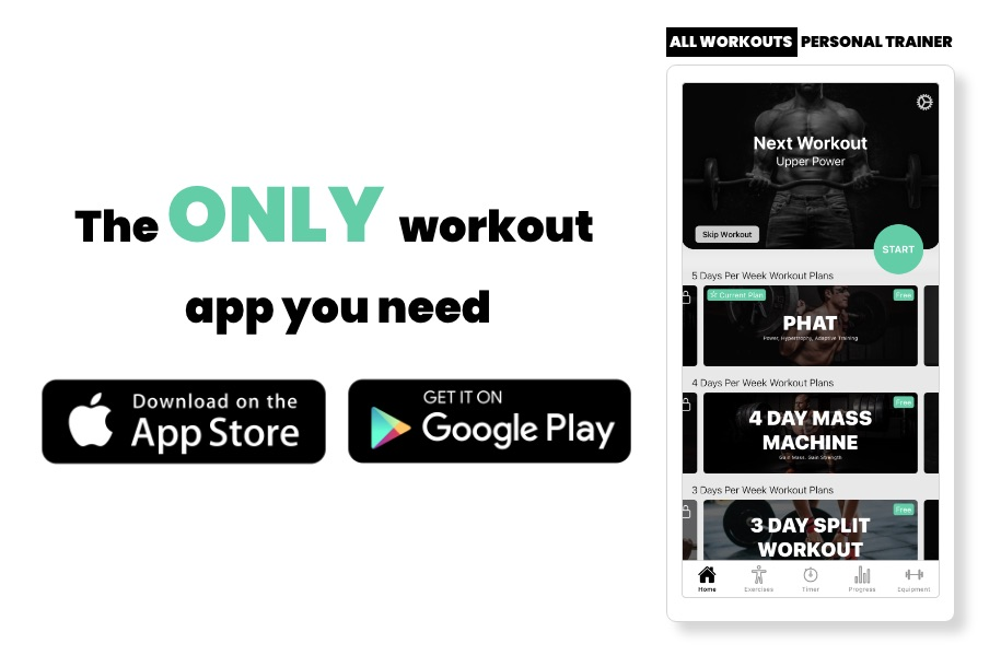 Download All Workouts Personal Trainer
