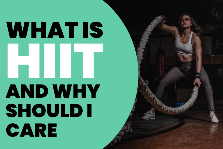 What Does HIIT Workout Mean