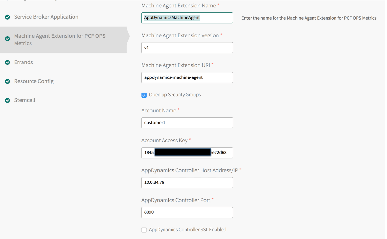 Introducing the AppDynamics Service Broker Tile for
