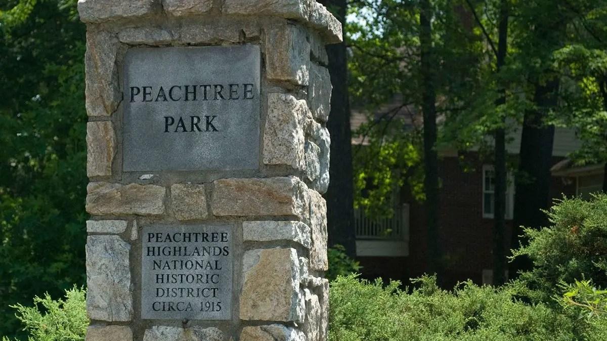 Peachtree Park GA
