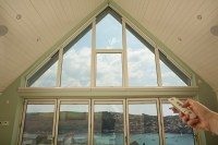 ClearView Gable End Blinds - Appeal Home Shading