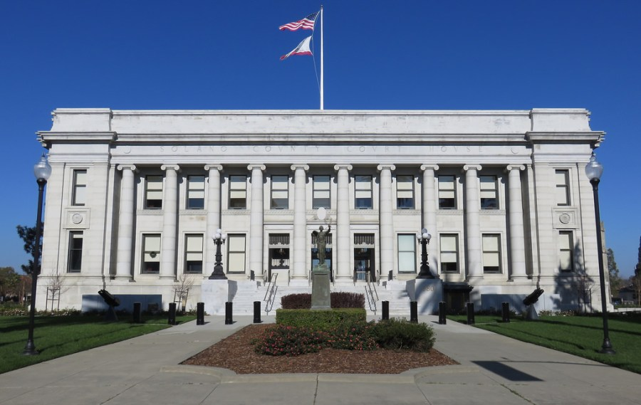 Solano county appearance attorney