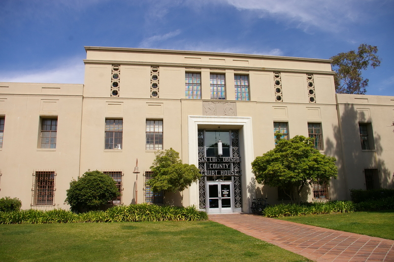 San Luis Obispo County appearance attorney