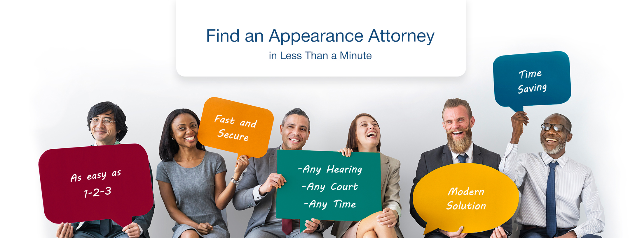 Find-an-Appearance attorney
