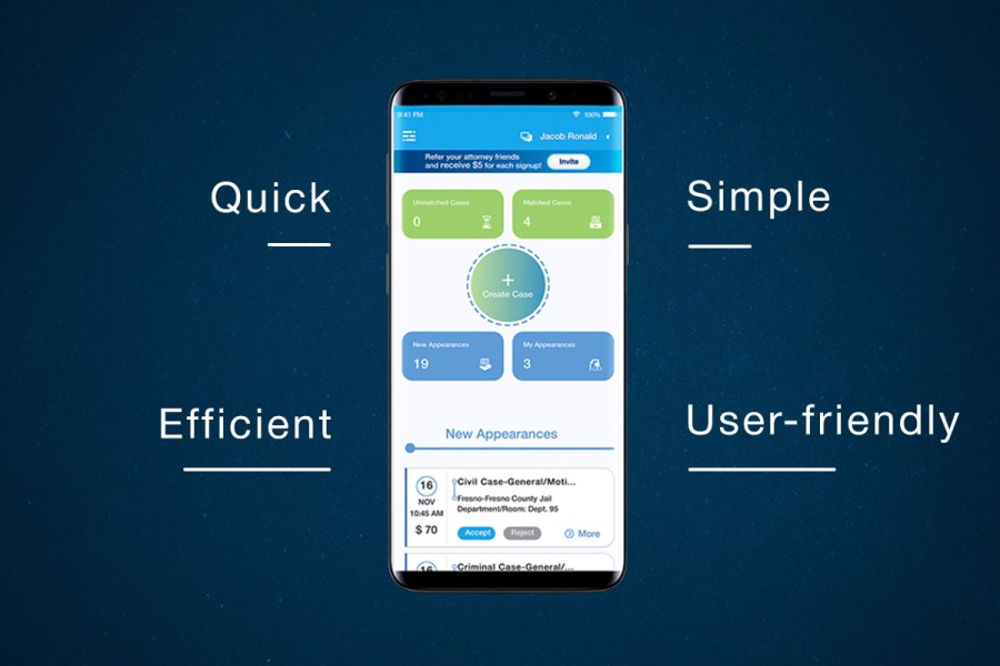 The Benefits of the AppearMe App and Why Attorneys Should Use it