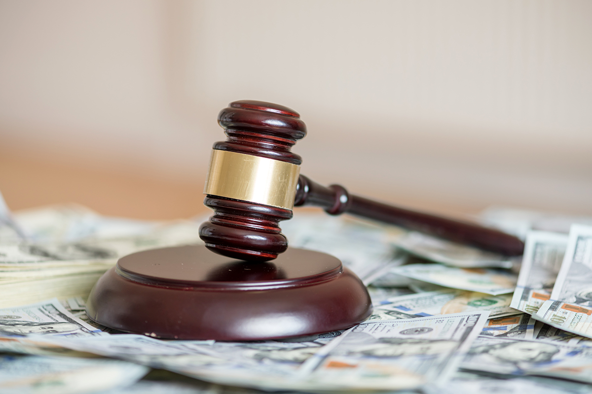 Court Appearance – a Source of Steady Income
