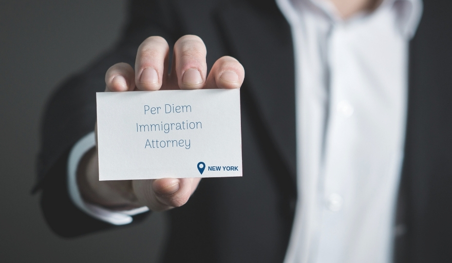 Find a Per Diem Immigration Attorney in New York