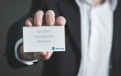 Find a Per Diem Immigration Attorney in New York