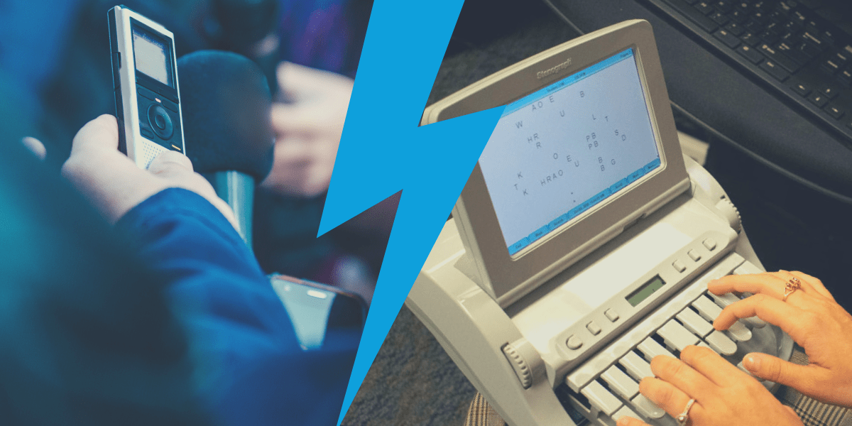 Digital Recorders Won't Substitute Court Reporters: Here's Why