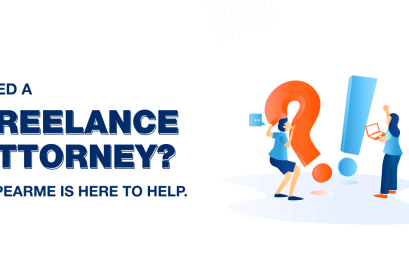 Need a Freelance Attorney? AppearMe is Here to Help