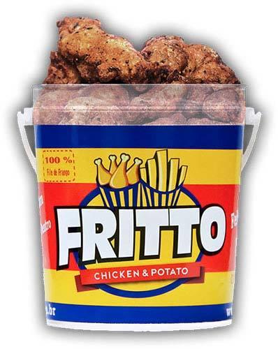 Fritto - Frango no balde | appedidos