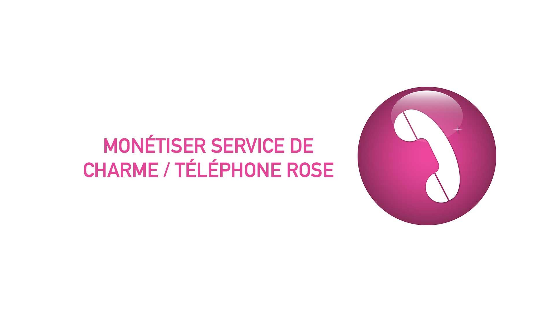 Service de charme pour adultes / Téléphone rose 08