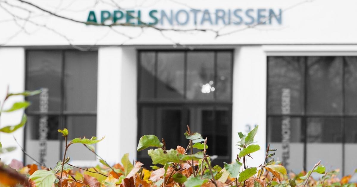 Goedkope notaris in Tilburg met Appels Notarissen Appels
