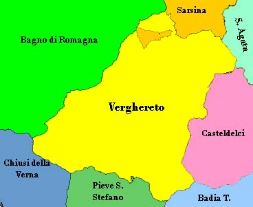 Bagno Di Romagna Meteo