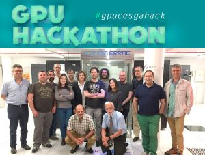 The enthusiastic and collaborative atmosphere was the strength of CESGA's GPU Hackathon