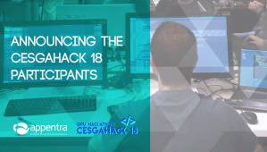 Announcing the CESGAHACK 18 Participants