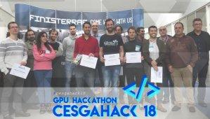 hackathon cesgahack team