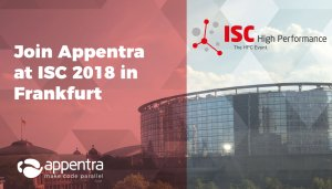 Join Appentra at ISC High Performance in Frankfurt