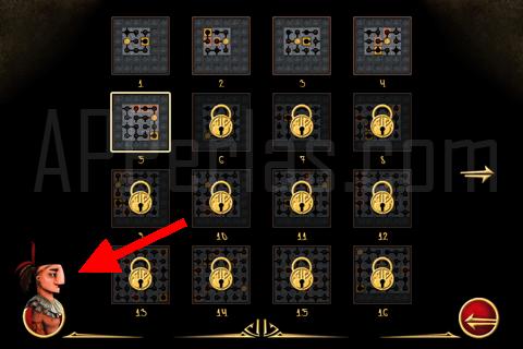 Juego de puzzles para iphone