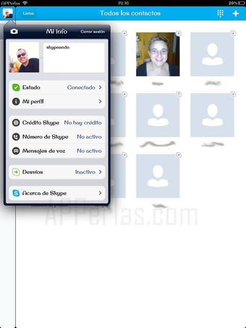 Tutorial Skype ipad