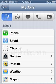 Configura accesos directos a apps desde la pantalla de bloqueo del iPhone