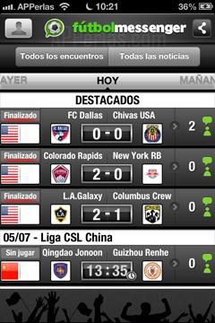 Fichajes de fútbol, noticias y resultados