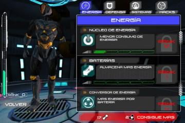 Mejoras de Runbot, un juego en 3D