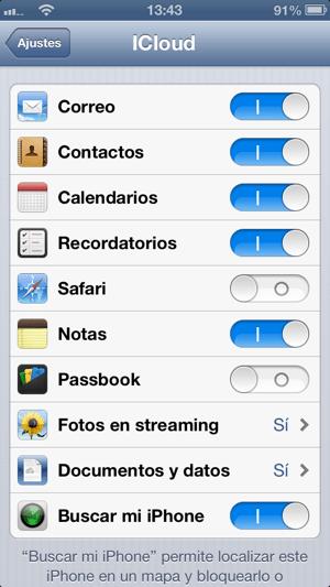 Instalar iOS 7