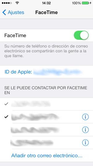 Llamadas gratis de iPhone a iPhone