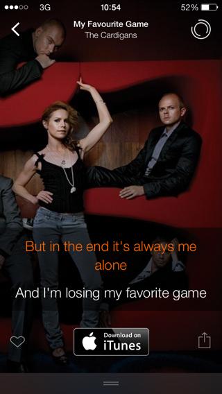 Karaoke en vivo para iOS