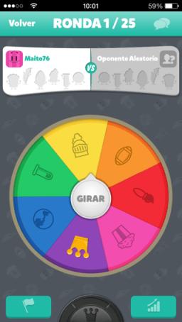 juego de preguntas para iPhone
