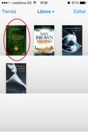 Sincronizar marcadores de libros en iBOOKS mediante DROPBOX
