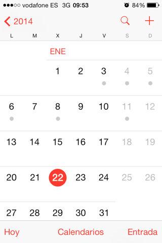 crear un evento en calendario