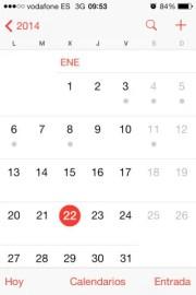 Crear un evento en Calendario que se repita todos los días, meses...