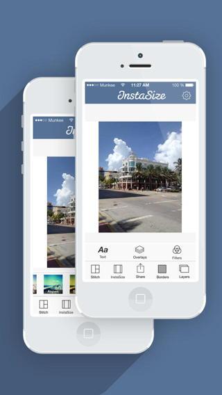 fotos a tamaño completo en Instagram con Instasize