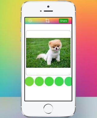 fotos a tamaño completo en Instagram con Instacrop