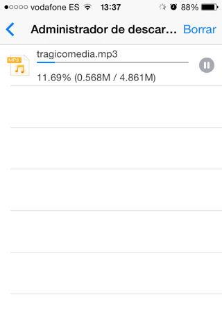 música gratis en iPhone, iPad y iPod Touch