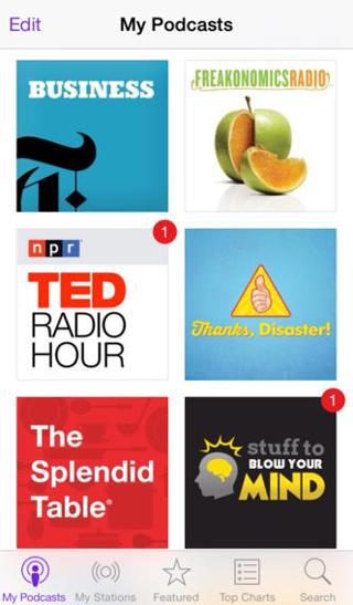 mejores app de podcast podcasts