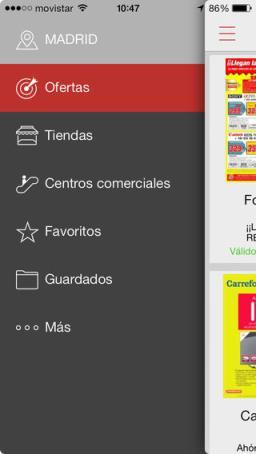 App de catálogos de oferta