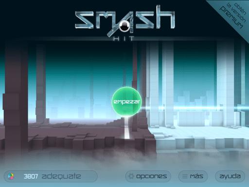 Juego futurista para iOS