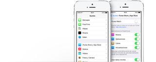 configurar iCloud actualizaciones automáticas