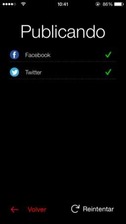 App para publicar en muchas redes sociales