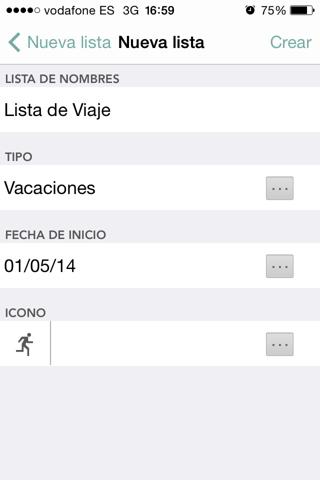 lista de viaje 2