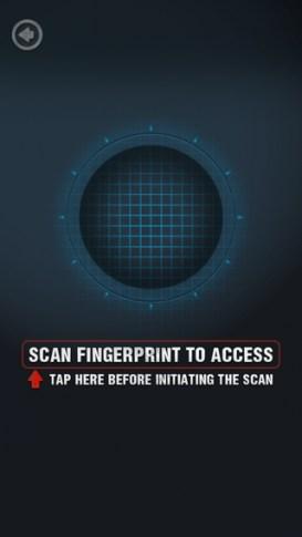 Carpeta secreta en iPhone