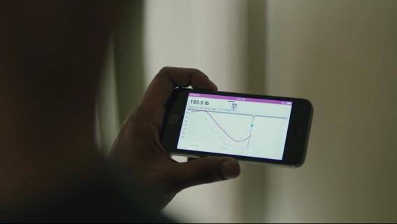 App del anuncio APPLE 11