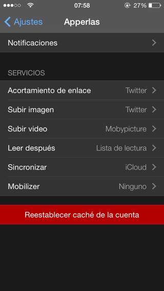 Tweetbot en español configuración