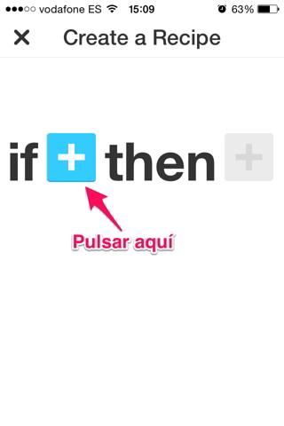 IFTTT para Twitter 3
