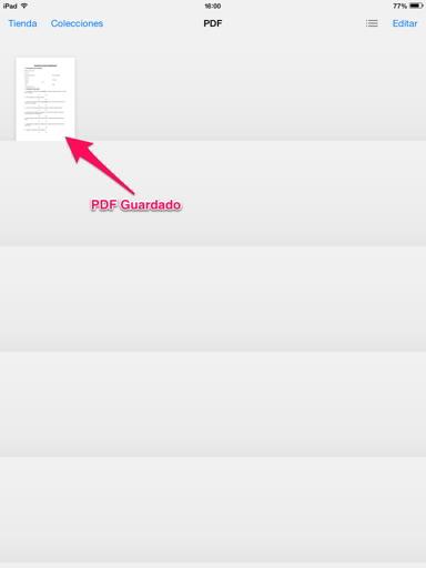 Descargar un PDF 4
